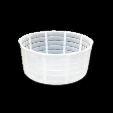 Форма для рикотты и мягких сыров 100 г низкая